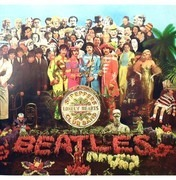 LP - The Beatles - Sgt. Pepper's Lonely Hearts Club Band - STILL SEALED!