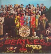 LP - The Beatles - Sgt. Pepper's Lonely Hearts Club Band - Blue Odeon