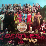 LP - The Beatles - Sgt. Pepper's Lonely Hearts Club Band - Insert