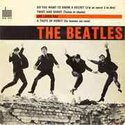 7inch Vinyl Single - The Beatles - She Loves You - Orange Labels - Type 10