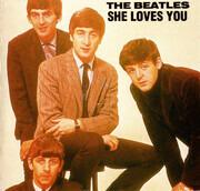 CD Single - The Beatles - She Loves You - mini single