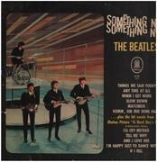 LP - The Beatles - Something New - Original 1st German, Stereo
