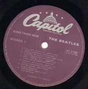 LP - The Beatles - Something New