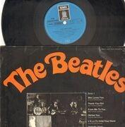 LP - The Beatles - The Beatles - German Club 28 174-1