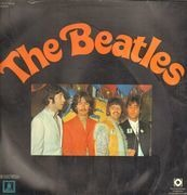 LP - The Beatles - The Beatles - German Club 28 174-1