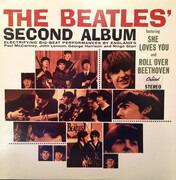 LP - The Beatles - The Beatles' Second Album - Canada purple label