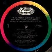 LP - The Beatles - The Beatles' Second Album - SRC Pressing