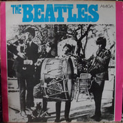 LP - The Beatles - The Beatles - Blue labels