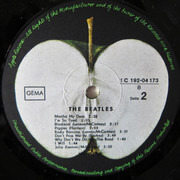 LP - The Beatles - The Beatles - Poster