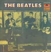 LP - The Beatles - Star Stunden
