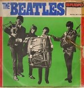LP - The Beatles - The Beatles - AMIGA EDITION 1965