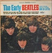 LP - The Beatles - The Early Beatles - US RAINBOW CAPITOL