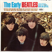 LP - The Beatles - The Early Beatles - MONO