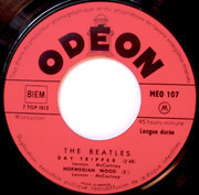 7inch Vinyl Single - The Beatles - We Can Work It Out - Red Label