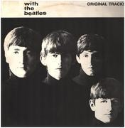 LP - The Beatles - With The Beatles - Mono