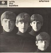 LP - The Beatles - With The Beatles
