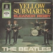 7'' - The Beatles - Yellow Submarine / Eleanor Rigby - picture sleeve
