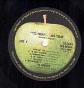 LP - The Beatles - Yesterday And Today - OBI