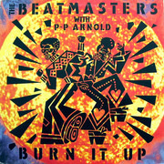 12'' - The Beatmasters With P.P. Arnold - Burn It Up