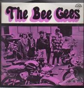 LP - The Bee Gees - The Bee Gees - Original Czechoslovakian