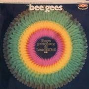 LP - The Bee Gees - Rare, Precious & Beautiful