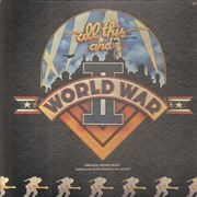 Double LP - The Bee Gees, Leo Sayer, Tina Turner a.o. - All This And World War II - +Booklet