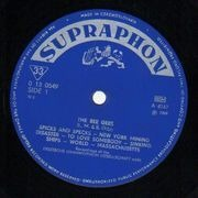 LP - The Bee Gees - The Bee Gees - Original Czechoslovakian