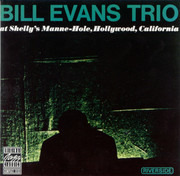 CD - The Bill Evans Trio - At Shelly's Manne-Hole