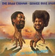 LP - The Billy Cobham / George Duke Band - 'Live' On Tour In Europe