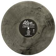 LP - The Black Keys - The Big Come Up - Ltd. Clear Vinyl with Black Swirl
