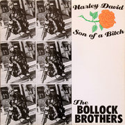 12'' - The Bollock Brothers - Harley David / Son Of A Bitch