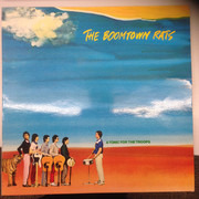 LP - The Boomtown Rats - A Tonic For The Troops - Green Labels