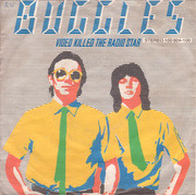 7'' - The Buggles - Video Killed The Radio Star