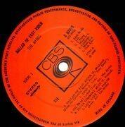 LP - The Byrds - Ballad Of Easy Rider
