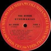 LP - The Byrds - Byrdmaniax - orig 1st us press