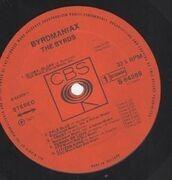 LP - The Byrds - Byrdmaniax