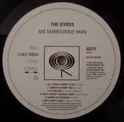 LP - The Byrds - Mr. Tambourine Man - Still Sealed