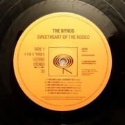 LP - The Byrds - Sweetheart Of The Rodeo - 180 Gram