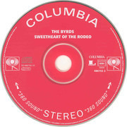 CD - The Byrds - Sweetheart Of The Rodeo