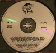 CD - The Byrds - The Best Of
