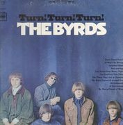LP - The Byrds - Turn! Turn! Turn!