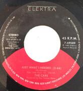 7inch Vinyl Single - The Cars - Tonight She Comes - AR