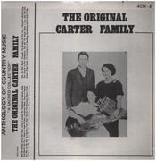 LP - The Carter Family - A Sacred Collection - Still Sealed