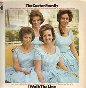 LP - The Carter Family - I Walk The Line
