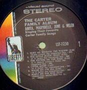 LP - The Carter Family - The Carter Family Album