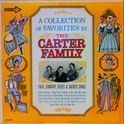 LP - The Carter Family - A Collection Of Favorites By The Carter Family