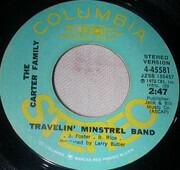 7inch Vinyl Single - The Carter Family - Travelin' Minstrel Band
