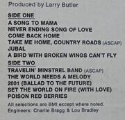 LP - The Carter Family - Travelin' Minstrel Band