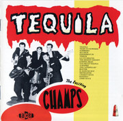 CD - Champs - Tequila