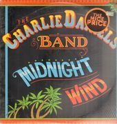 LP - The Charlie Daniels Band - Midnight Wind - Still sealed.